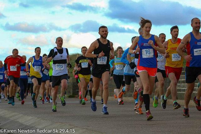 Running Aycliffe 10k