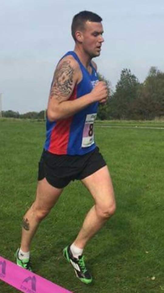 Ste Smith running