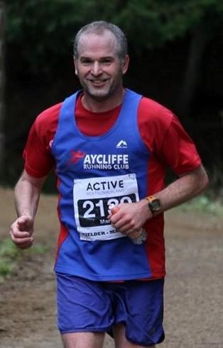 Dez Fielden running