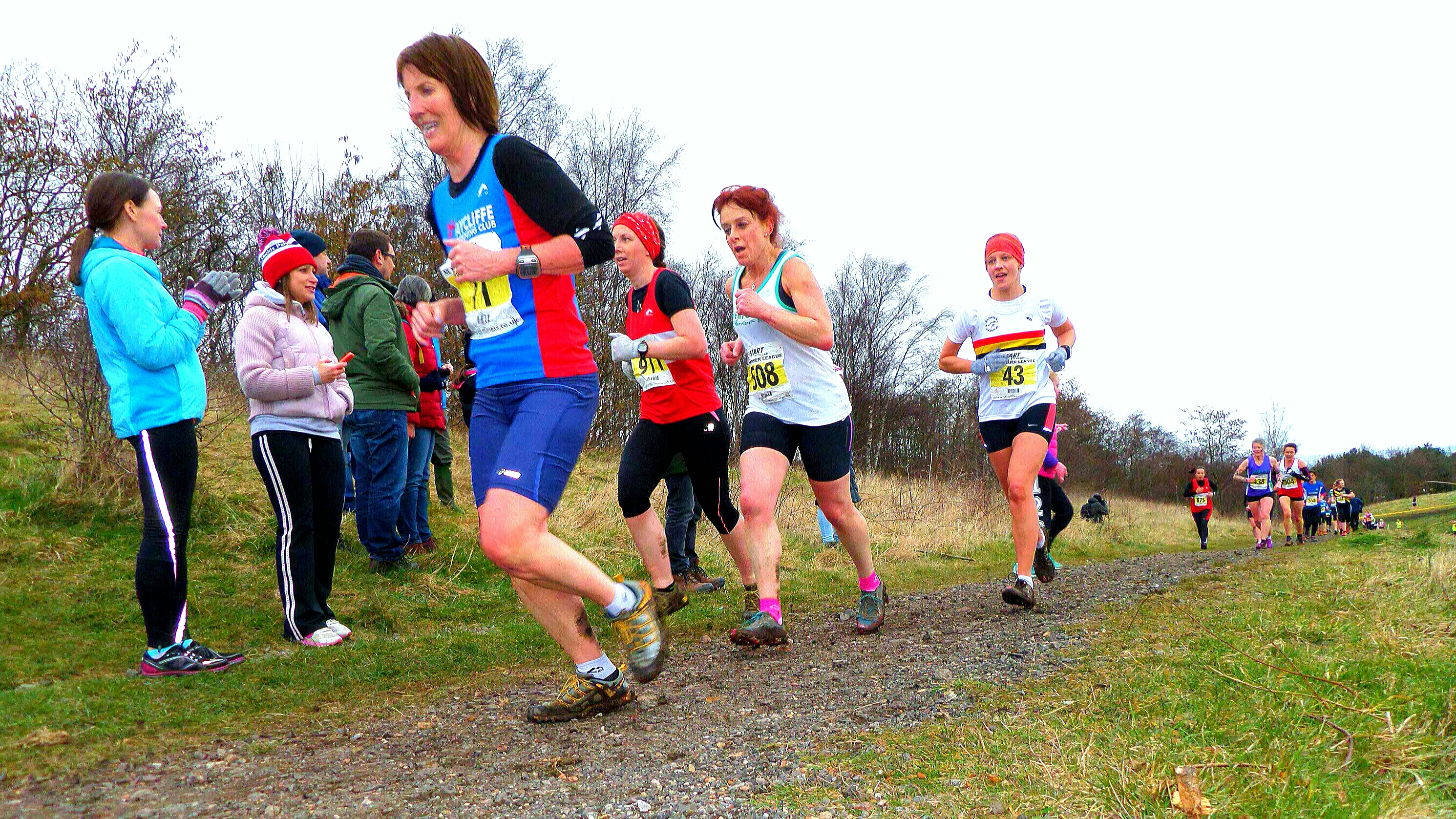 Sue Milburn-WrecktonCross Country