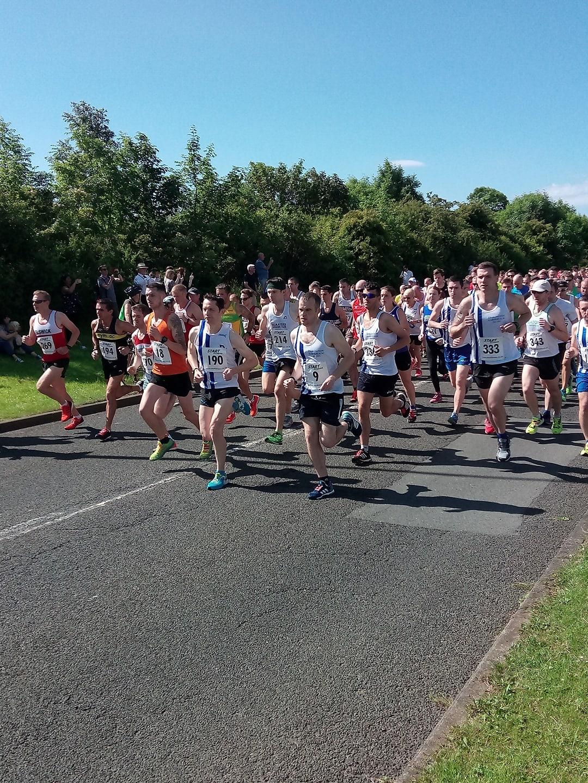 Aycliffe 10km 2017