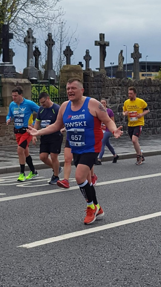 ARC RACE REPORT – Week 19 – 7th May 2019 | Aycliffe Running Club