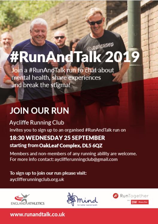 Run & Talk