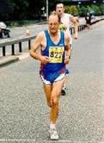 Manchester marathon 2001