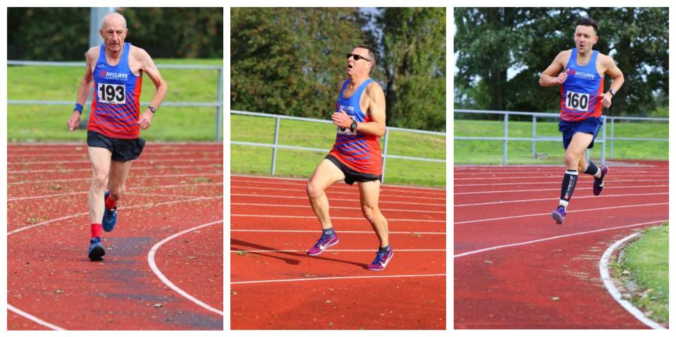 800m Races