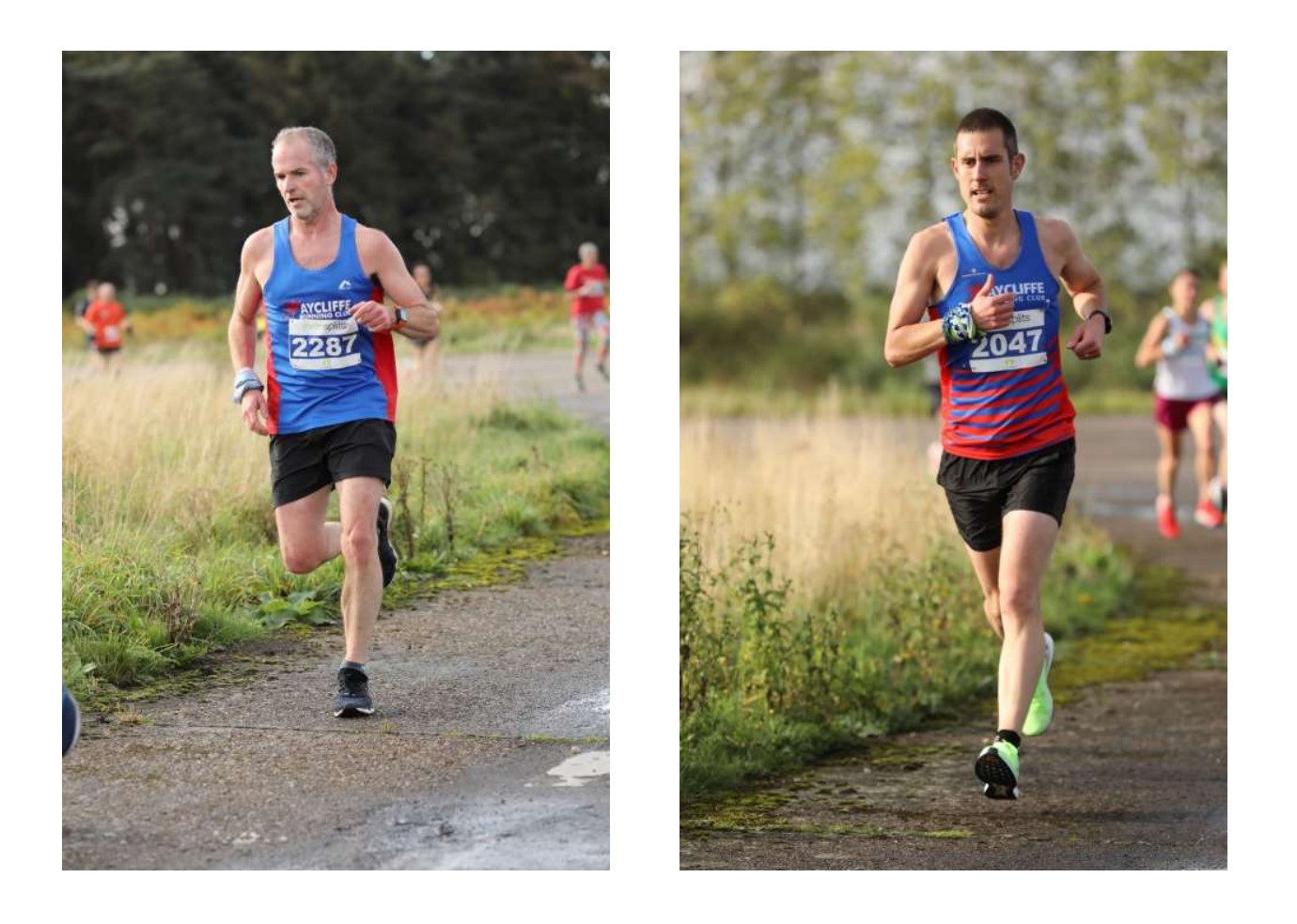 Dez & Richard C - Elvington 10k