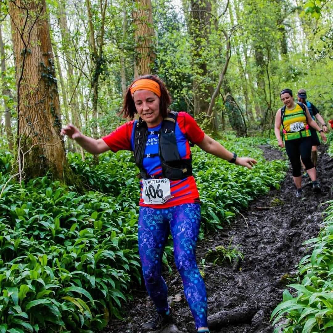 Carley COOPER - Durham Trail 10