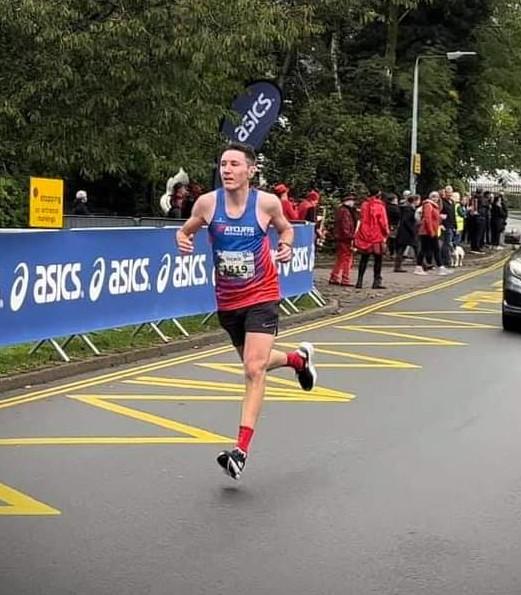 Trevor DIXON completes the Coniston 14